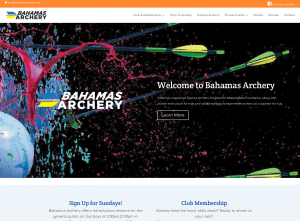 Archery Club Website