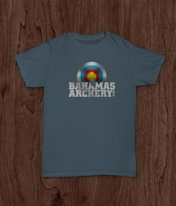 tshirt design for rchery club - custom logo